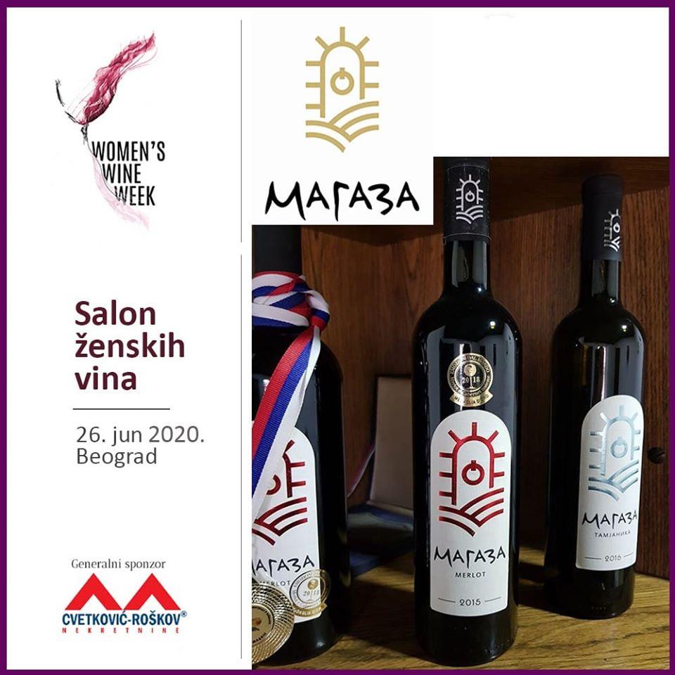 Salon ženskih vina