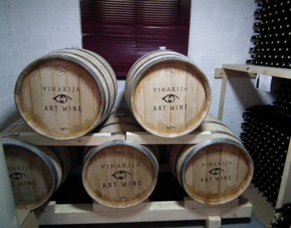 Šumadijska oaza -u poseti vinariji Art Wine-