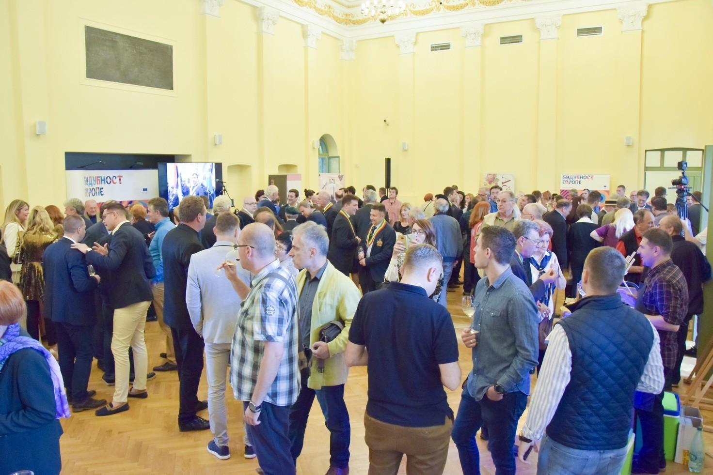 Održan prviViteški salon vina u Novom Sadu