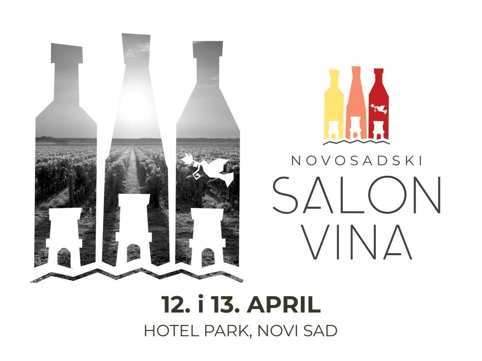 Novosadski salon vina 12. i 13. aprila u Hotelu Park