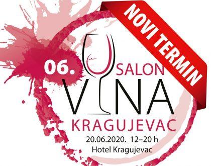 Vinski viteški red Šumadije – Salon vina u Kragujevcu NOVI TERMIN
