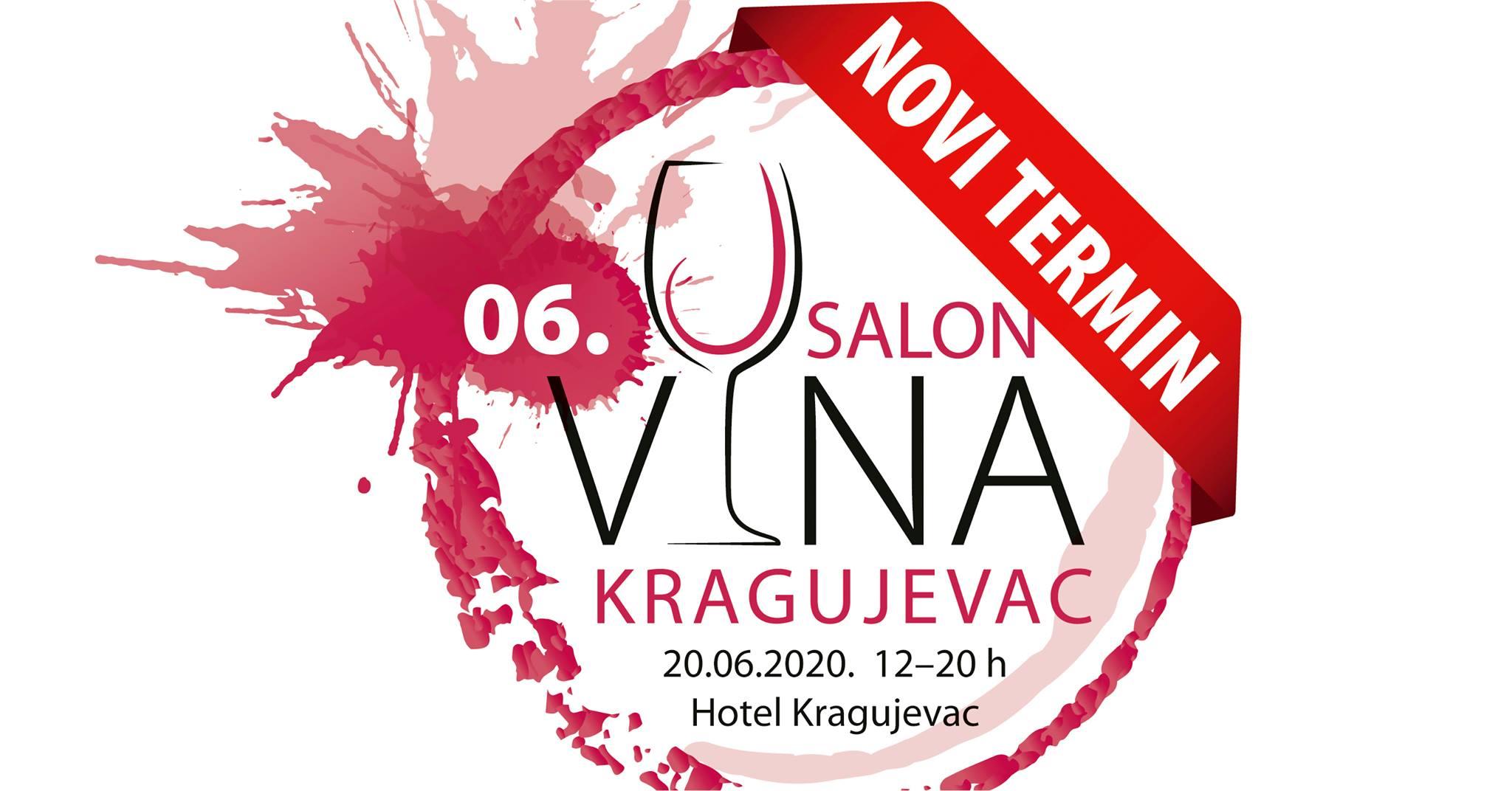 Vinski viteški red Šumadije - Salon vina u Kragujevcu NOVI TERMIN