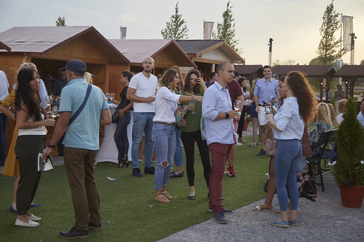 Good Food & Wine Festival, 5. septembra na Sava Promenadi