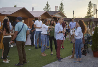 9062Good Food & Wine Festival, 5. septembra na Sava Promenadi
