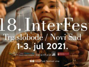 18. InterFest od 1. do 3. jula u Novom Sadu